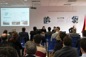 DAM expone sus iniciativas en la Jornada sobre Proyectos Europeos e Innovación en Energía y Medio Ambiente organizada por CECV
