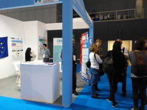 DAM presente en iwater, Salón Internacional del Ciclo Integral del Agua, con el proyecto europeo LIFE SAVING-E