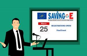 El proyecto SAVING-E presenta sus resultados el próximo 25 de marzo