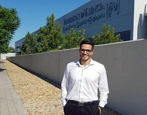 """Miguel Alejando Pérez: """"La reutilización de las aguas residuales es necesaria por la sobreexplotación del recurso"""""""